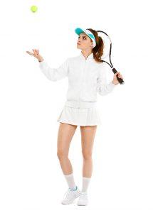 Veste légère pour club de tennis et équipe de sport