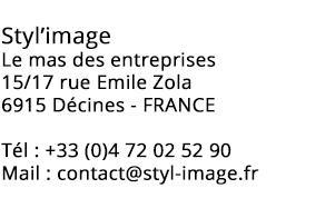Contact Styl'image