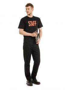 T-shirt staff clubs et evenementiel