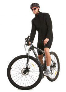 Fitness et loisir veste cycliste